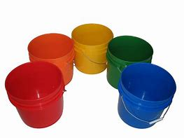 5 Buckets of Cost